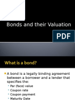 Bonds and Their Valuation