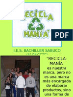 Recicla Mania