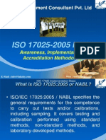 ISO-NABL Awareness Presentation