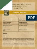 Guerrero Gonzalo