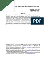 2011_A Transposiçao Didatica No Ensino de Ciencias