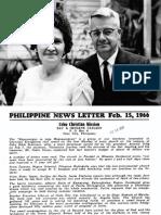 Carlson Ray Imogene 1966 Philippines