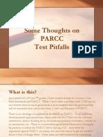 PARCC Design