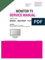 Monitor Lg m227wap-Pm (Lcd)