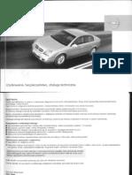 Opel Vectra C Manual