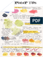 watercolor tips 1
