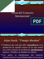 Teorias de Comercio Internacional Filminas