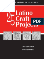 25 Latino Craft Project