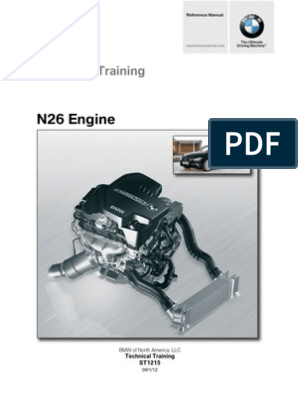N26 Engine | Combustion | Fuel Injection