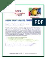 Asian Paints Paper Contest 2013_Invite