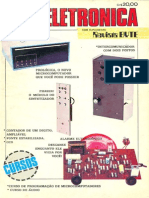 Revista Nova Eletrônica 3 Abril de 1977