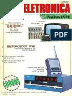 Revista Nova Eletrônica 4 Maio de 1977