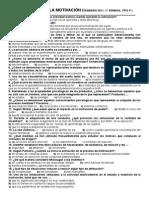 Examen psicologia de la motivacion UNED1ªSEMANA-FEBRERO-_2011