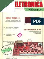 Revista Nova Eletrônica 5 Junho de 1977