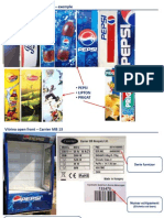 Grafica Si Modele Vitrine Open Front Pepsico