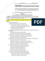 Reglamento Interior SENER 2014