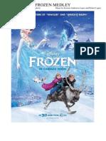 lo mejor de Frozen disney