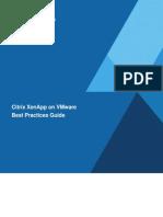 Citrix XenApp on VMware Best Practices Guide