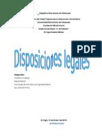 Informe Sobre Finanzas y Creditos Agricolas Arreglado