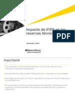 Impacto IFRS en Reservas
