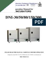 Incubadoras Manual Operacion Dni-series-300