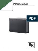 EVID 12.1P User Manual
