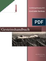 Gesteinshandbuch