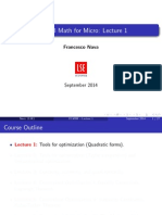 EC400 Slides Lecture 1