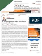 La Crónica de Hoy | El Tianguis Turístico de México, reactivando la economía de Guerrero
