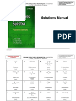 Organic Structures From Spectra-Edition 4-Solutions Manual-libre