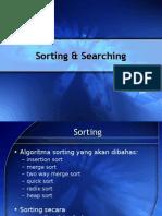Searching & Sorting