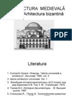 Arhitectura Bizantina Timpurie