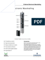 PDS S-series Electronic Marshalling