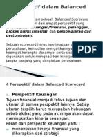 4 Perspektif Dalam Balanced Scorecard
