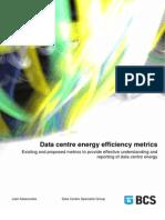 Data Centre Energy