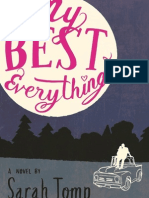 Excerpt - My Best Everything by Sarah Tomp