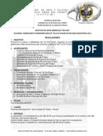 Reglamento en Español 2015 - Panamericano Tai Chi Chuan 2015