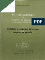 Grupos Sanguineos Santander