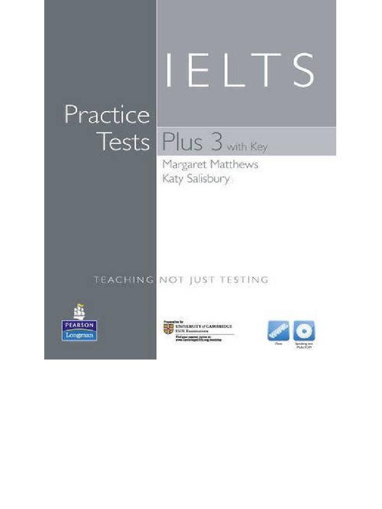 Pdf+ audio] longman ielts practice tests plus 2.