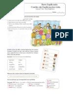 2 - Teste Diagnóstico - Caractérisation (1)