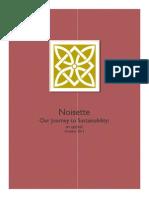 Noisette 2013 Update