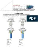 Normas Para Cable Redes