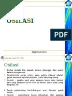 Bab 6 Osilasi