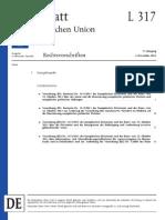 EU-Verordnung Zur Einbringung Von Neophyten