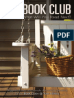 Random House Library Marketing Book Club Brochure