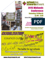 Midlands Conference 2015 Flyer A5 - Final