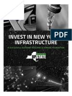 Unshackle Upstate 2015 Infrastructure Report