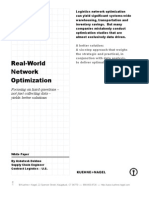 10 Real-World Network Optimization