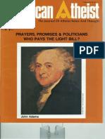 American Atheist Magazine Aug 1979