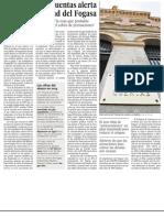 El Tribunal de Cuentas alerta de la precariedad del Fogasa